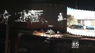 49ers Face Fines, Legal Action After U2 Show Breaks Curfew