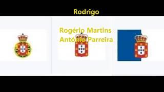 SER PORTUGUÊS - Rodrigo