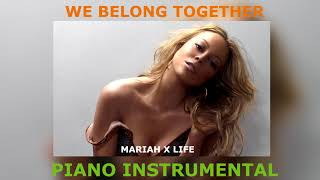 We Belong Together (Piano Instrumental)-Mariah Carey