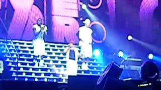 Cher Lloyd - boom shake the room -  Xfactor Live - Nottingham 23rd March 2011