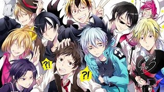Servamp「AMV」- I Could Be Your Girlfriend
