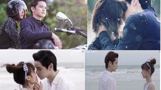 Inn kiss Kaning in the beach ll Princess Hours Thailand