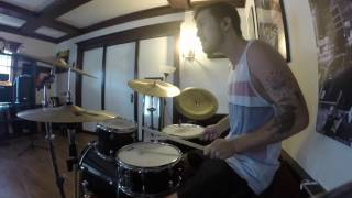Dirty Heads-Dance All Night-Drum Cover
