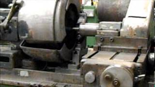 JUNG model D22 INTERNAL GRINDER .with SWING DOWN FACE GRINDING SPINDLE