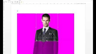 Tutorial - How to changed Photo background on Ms.Word