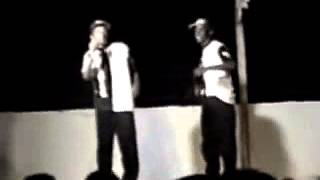 Mc's Mascote e Neném - Rap do Valão ( AO VIVO )