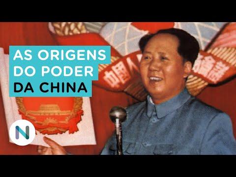 China: Da revolução comunista ao protagonismo mundial