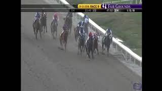 Instilled Regard - 2018  Lecomte  Stakes