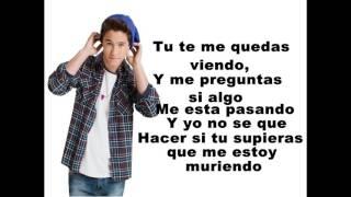 Michael Ronda - Yo Quisiera (Letra) - soy luna (Cover de Reik)