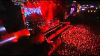 Rock in Rio 2011 - Gloria - Abertura + É tudo meu -