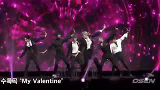 [Oh! 모션]'조향사 콘셉트' 빅스, 수록곡 'My Valentine' 무대