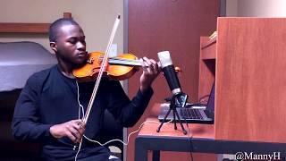 Wild Thoughts - Dj Khaled ft. Rihanna (Violin Cover) - Emmanuel Houndo