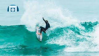 Jordy Smith's Free Surf - Highlights at Trestles