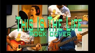 This Is The Life - Amy Macdonald ( ROCK COVER)