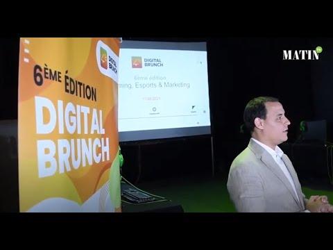 Video : 6ème édition du « Digital Brunch » : Pleins feux sur le Gaming, l'Esports et le Marketing