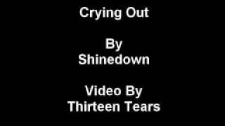 Crying Out-Shinedown lyrics