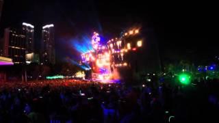 Jack Ü feat Kai – Mind  (Ultra Music Festival Miami 2015)