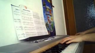 Super Mario Galaxy music: Space Junk Galaxy