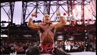 Shawn Michaels' WWE the Music Volume 2 theme - Sexy Boy