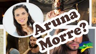 """""""A Terra Prometida"""" - Samara e Léia fazem Josué pensar que Aruna está morta"""
