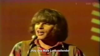 Creedence Clearwater Revival - Bad Moon Rising (An American Werewolf In London) (Subtitulado)