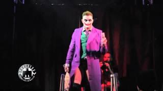 """Prince Devitt (WWE Finn Balor) """"Joker"""" Entrance from PROGRESS Wrestling Chapter 13"""