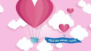 Globos Love Mom | Versión Mamá (10 de Mayo)