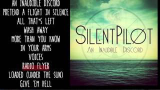 Silent Pilot - Radio Flyer (Audio)