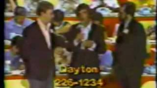 Mike Scinto and Mike Gallagher 1980 MDA Telethon Dayton, Ohio