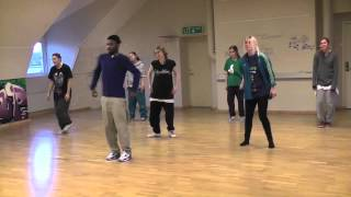 Rihanna Man Down-Shash'U Remix choreo by Switch