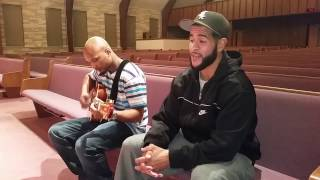 10,000 Reasons Cover by Mic Capo & EC Holmes
