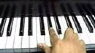 """How to Play """"Still D.R.E"""" on Piano by Z.Washington"""
