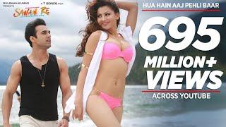 Hua Hain Aaj Pehli Baar FULL VIDEO | SANAM RE | Pulkit Samrat, Urvashi Rautela | Divya Khosla Kumar width=