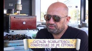"""Cătălin Scărlătescu, confesiuni de pe litoral: """"Am o viață în care nu vreau să dorm"""