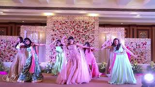 Bride and Bridesmaids Dance | Ek Do Teen | Banno Tera Swagger