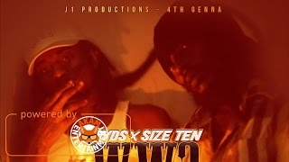 Jayds Ft. Size Ten - WW3 (Raw) [2Face Riddim] December 2016
