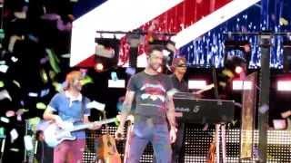 Maroon 5 - Moves like Jagger ft. Kelly Clarkson (San Diego 10/05/13)