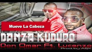 """Don Omar with """"Danza Kuduro"""" - Instrumental (with melody)"""