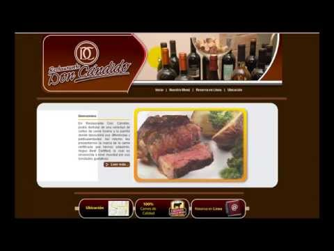 Restaurantes en Managua / Restaurante Don Candido
