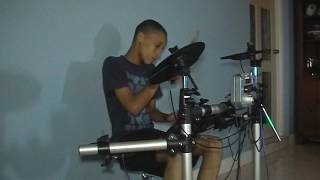 Christopher Martin - Let Her Go l Drum Cover [Reggea]