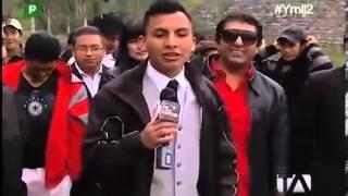 Yo me llamo Ecuador   17 de Marzo 2014