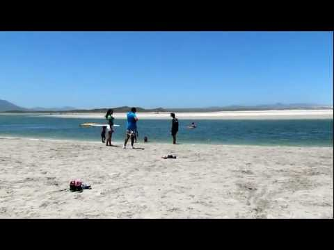 The beach in Hermanus