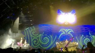 Showtek EDC México (David Guetta & Showtek ft. Vassy - BAD)