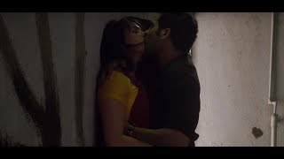 Desi aunty in saree super hot kiss width=