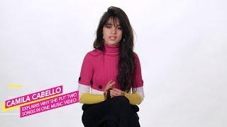 Camila Cabello Explains Intense Music Video
