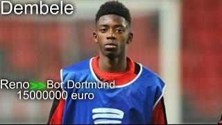 Ousmane Dembele   Welcome to the Bor Dortmund