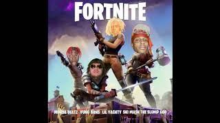 Yung Bans, Ski Mask the Slump God, & Lil Yachty - Fortnite Instrumental (Re Prod. by Yeezo)