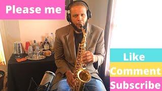 Cardi B & Bruno Mars - Please Me (Saxophone Cover Rashad Maybell)