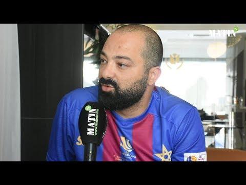 Video : Les Penyas marocaines du Barça accueillent leur club avec un message fort