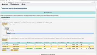 ManageCat TomEE Server Start/Stop/Restart